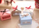 Belle boîte de cadeau faite main de boîte de papier de bijoux