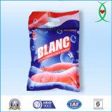 Poudre de lavage détergente de blanchisserie d'OEM Blanc