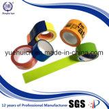 明確な背景によって印刷されるカラーカスタムロゴテープ