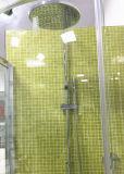 Standard australiano 8 Inches Brass Simple Shower Set (12B-601)