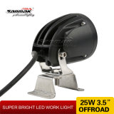 Diodo emissor de luz popular Work Light de Compact Size 3 Inch 15W