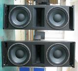 熱い販売の専門ラインアレイスピーカーのプロ音声(CA008)