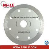 Lame circulaire segmentée par diamant pour la pierre (114mm)