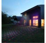 La venta caliente LED 6W impermeabiliza la Navidad al aire libre de la luz laser (LLG098-RG)