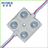 2835 Backlit LEIDENE van de Injectie Modules met Lens voor Lichte Doos
