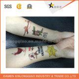 Bracelet de qualité/oeil/collant personnalisés tatouage de scintillement