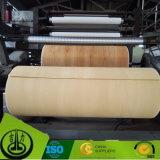 Papel decorativo del grano de madera con el sistema de control inteligente del picosegundo