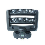 8X10W LED Moving Head Spider Light