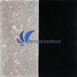 Mattonelle di pavimento nere naturali personalizzate di Shangxi