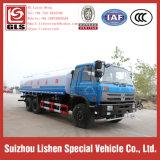Réservoir d'eau de Dongfeng de boîte de vitesses manuelle camion de pulvérisateur de l'eau de Rhd de 15000 litres à vendre le camion-citerne aspirateur de l'eau 15ton
