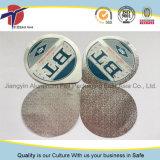 플라스틱 음식 콘테이너를 위한 돋을새김된 알루미늄 호일 밀봉 필름