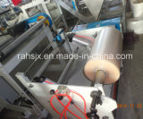 교차하는 절단기를 시트를 까는 PE/PP/Pet/PVC/Paper 권선