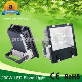 最も遅く超細い85-265 VAC 19000lm 200W LEDのフラッドライトIP65