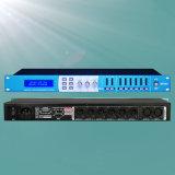 Processador profissional do áudio do estágio