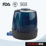 Válvula sanitaria de la diversión del flujo del acero inoxidable (JN-FDV3001)