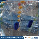 L'amusement coloré folâtre la bille transparente de sumo de jeu, bille de butoir gonflable