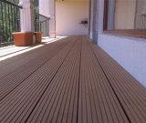 Decking decorativo de alto rendimiento de WPC para el suelo de puente 140*23