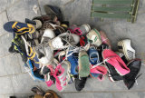 Zapatos usados al por mayor cómodos del deporte de los zapatos de los hombres (FCD-005)