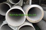 Warmgewalste SUS 202 Roestvrij staal Pipe met Mirror Surface