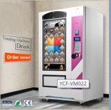 セリウムが付いている熱い販売の飲み物の&Waterの自動販売機
