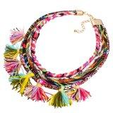 Juwelen van de Halsband van de Nauwsluitende halsketting van de Leeswijzer van de Verklaring van Jewellry van de manier de Boheemse Multilayer