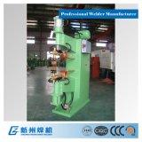 Condensor及び蒸化器の溶接機