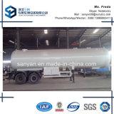 2 degli assi 18t GPL del gas di serbatoio del camion rimorchio semi