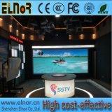Innenfarbenreiches LED Panel des gebrauch-P4 für das Bekanntmachen