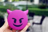 De hete Verkopende Populaire Bank van de Macht van het Ontwerp 2600mAh Draagbare Leuke Emoji USB