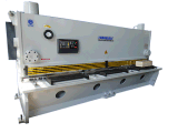 MetallProcessing CNC Hydraulic Guillotine Plate Shear für Sale