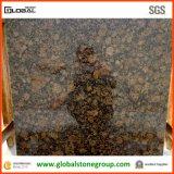 住宅のアパートのためのカスタムバルト海のブラウンの花こう岩の床タイル