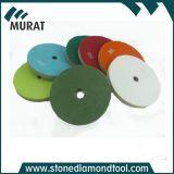 Diamant-flexible nasse Polierauflagen für Marmor und Granit