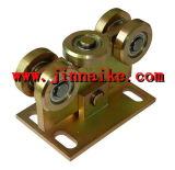 فولاذ كابول بوابة عربة حمّالة مع خمسة عجلات لأنّ [سوينغ غت] أو سياج