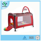 Faltbares Aluminum Baby Cot mit High Mosquito Net (SH-A3)