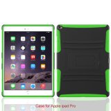 Nieuwe Arrive Phone Accessories 2 in 1 PC+TPU Case met Stand voor iPad PRO Case