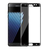 Schwarzer Volldeckung-Bildschirm-Schoner für Samsung-Anmerkung 7