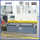 Reeks CNC van Zys stelde Hydraulische Scherende Machine in werking