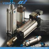 (Согласие с стандартом ISO15552) цилиндр серии DNC стандартный пневматический