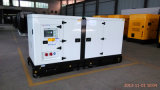 генератор дизеля Cummins резервной силы 310kVA 250kw звукоизоляционный