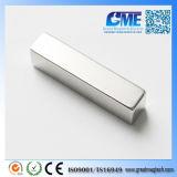 磁化されるF30X10X5mm N50のブロックのネオジムの磁石の厚さ