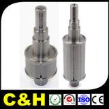 Точный металл CNC подвергая механической обработке для Titanium алюминиевых частей машинного оборудования