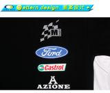 Compagnies d'impression de T-shirt de l'Asie dans l'usine de la Chine