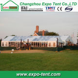 Grand Luxury Party Wedding Marquee Tent avec Glass Wall