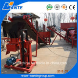 Wt1-25土の煉瓦機械製造者、安定させた土の煉瓦機械
