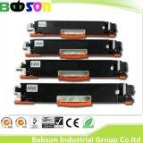 La fabbrica direttamente fornisce il toner compatibile di colore per il campione libero dell'HP Ce310/311/312/313A/prezzo favorevole