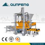 Máquina del bloque hueco Qft3-20