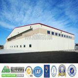 Bajo costo, edificio rápido de la estructura de acero de la instalación, casa, almacén, taller