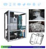 Gefäß-Eis-Maschine für das Abkühlen (1-30 Tonnen)