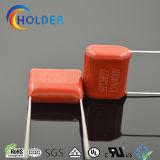 Condensatore metallizzato della pellicola di Ploypropylene (CBB22 824J/400V)