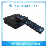 Cadre intelligent mondial professionnel Zgemma I55 de Linux IPTV TV